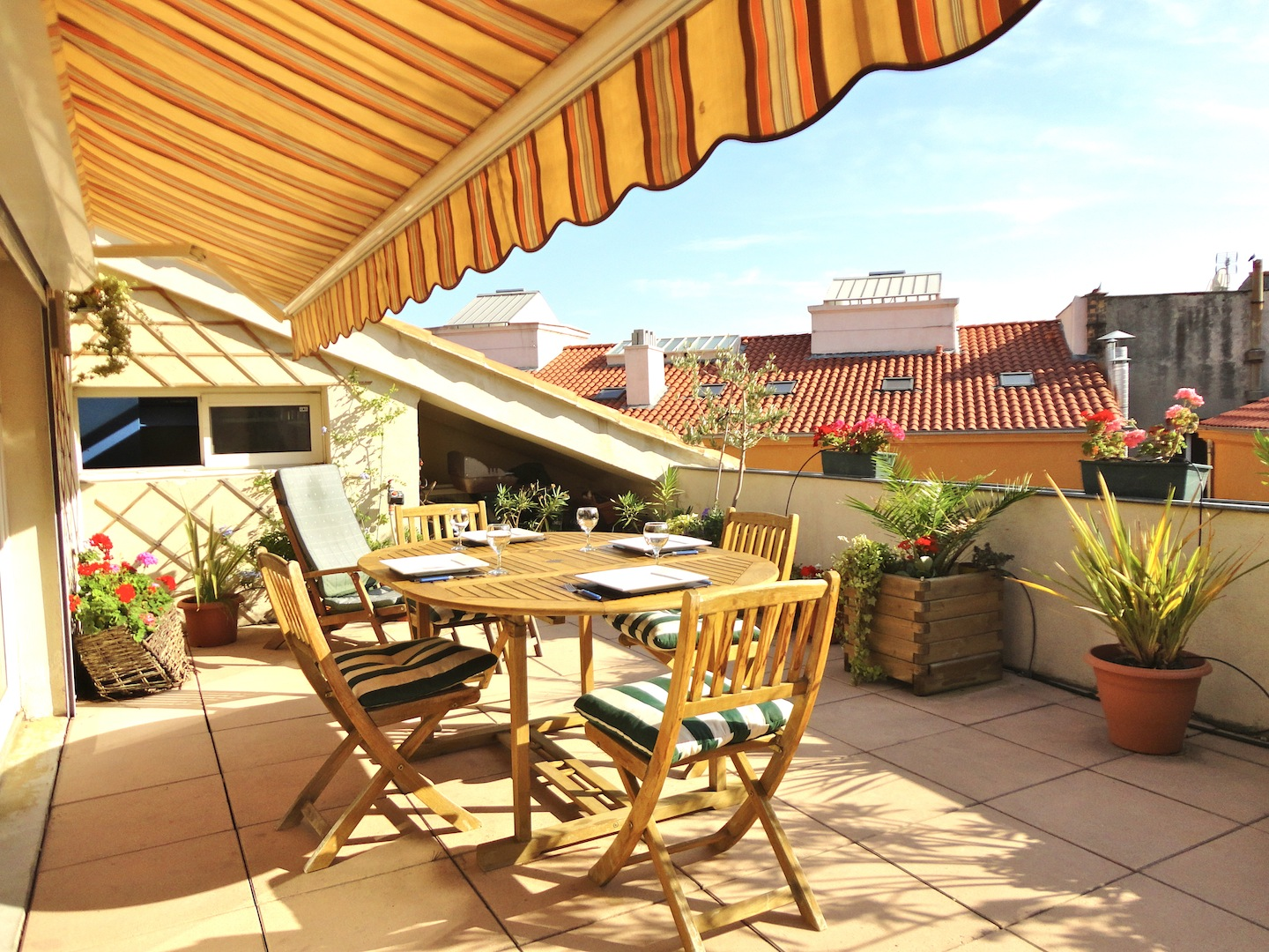 Valuation ma terrasse marseille for Terrasse marseille immobilier