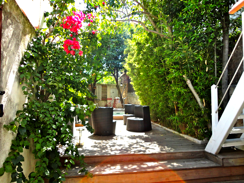 Valuation ma terrasse marseille for Maison marseille