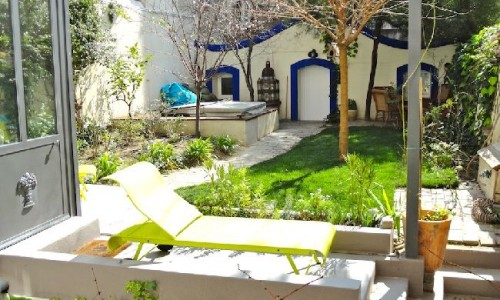appartement avec jardin et terrasse marseille vivre au calme 3