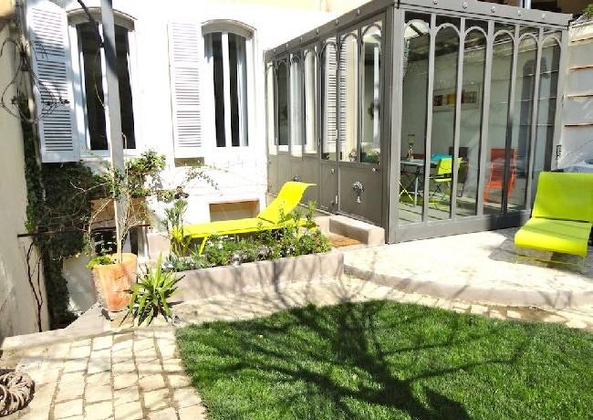 appartement avec jardin et terrasse marseille vivre au calme 6