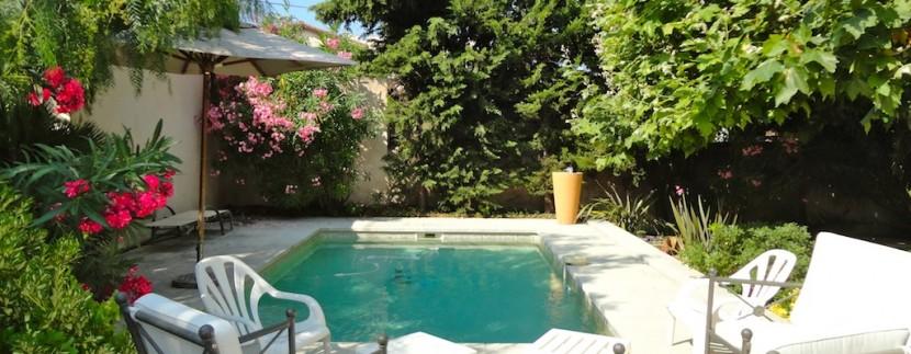 Marseille maison terrasse piscine vue mer Pointe rouge.4