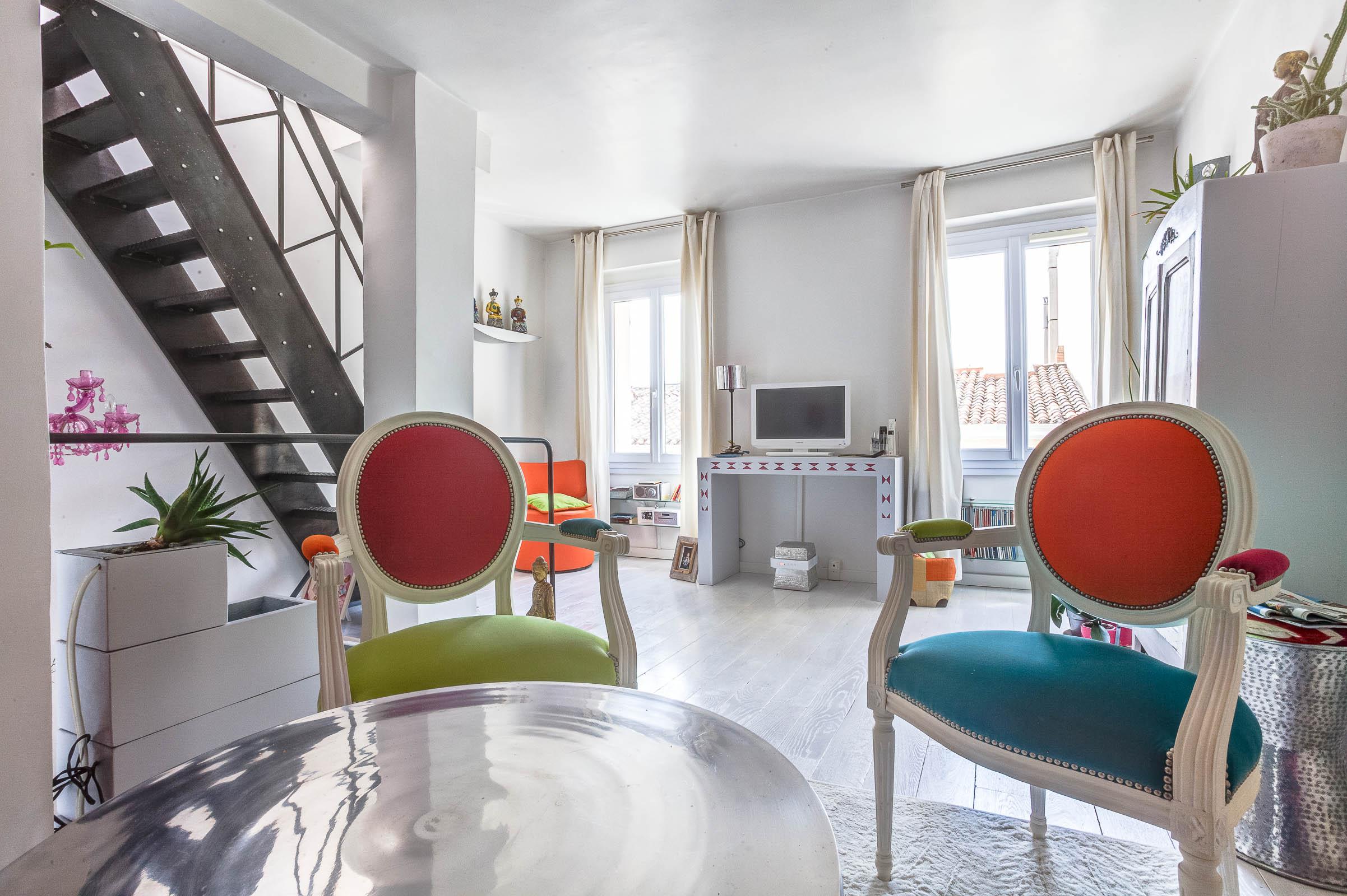 Maison en ville marseille cool maison de ville t for Location appartement marseille terrasse en ville