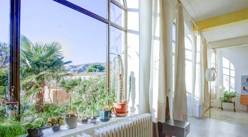ma terrasse a marseille loft estaque jardin 4