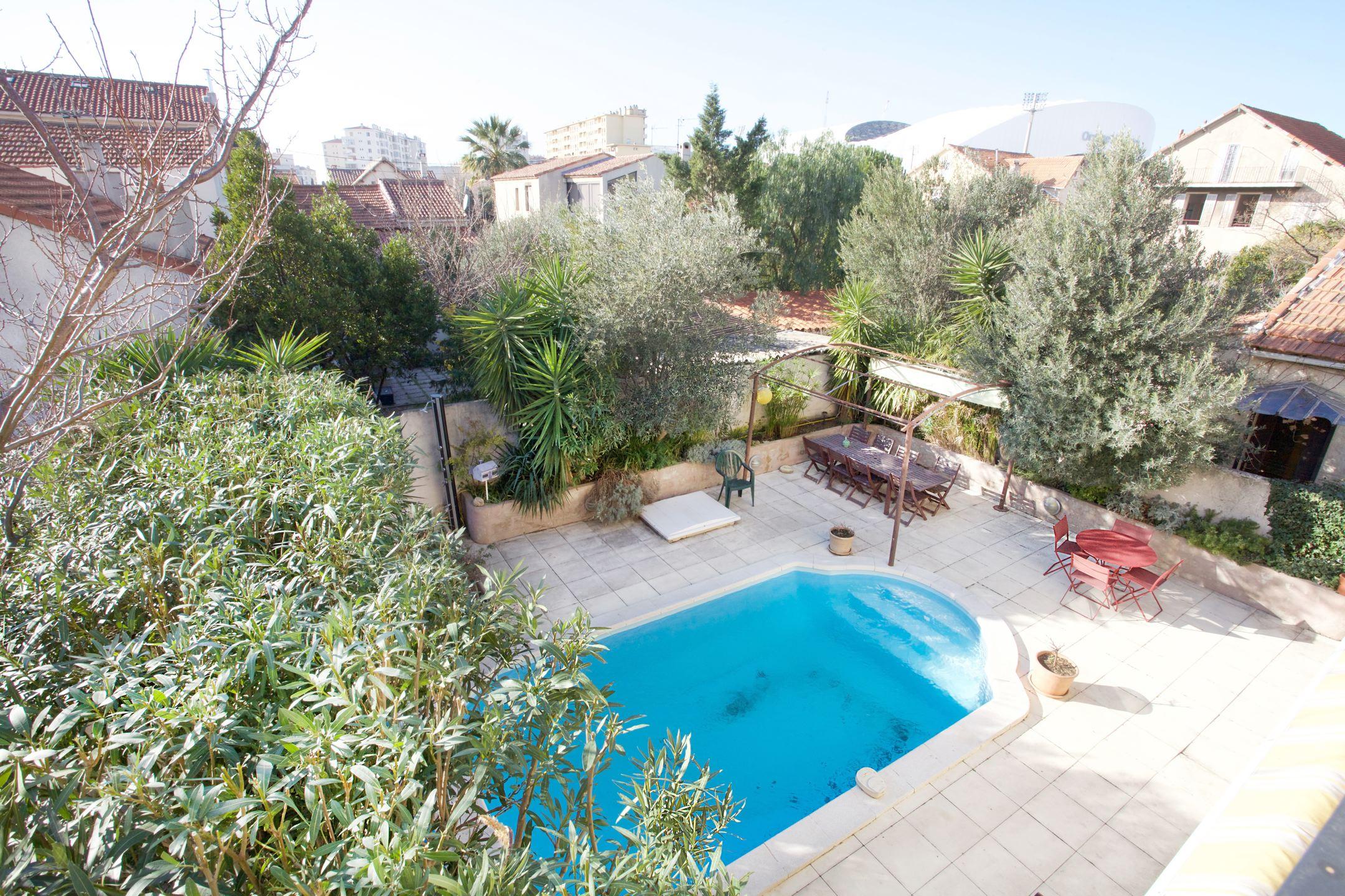 Valuation ma terrasse marseille - Piscine tubulaire avec terrasse lyon ...