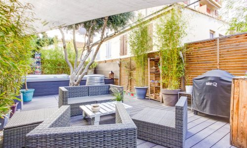 terrasse marseille maison piscine jardin 13004 cinq avenue 2