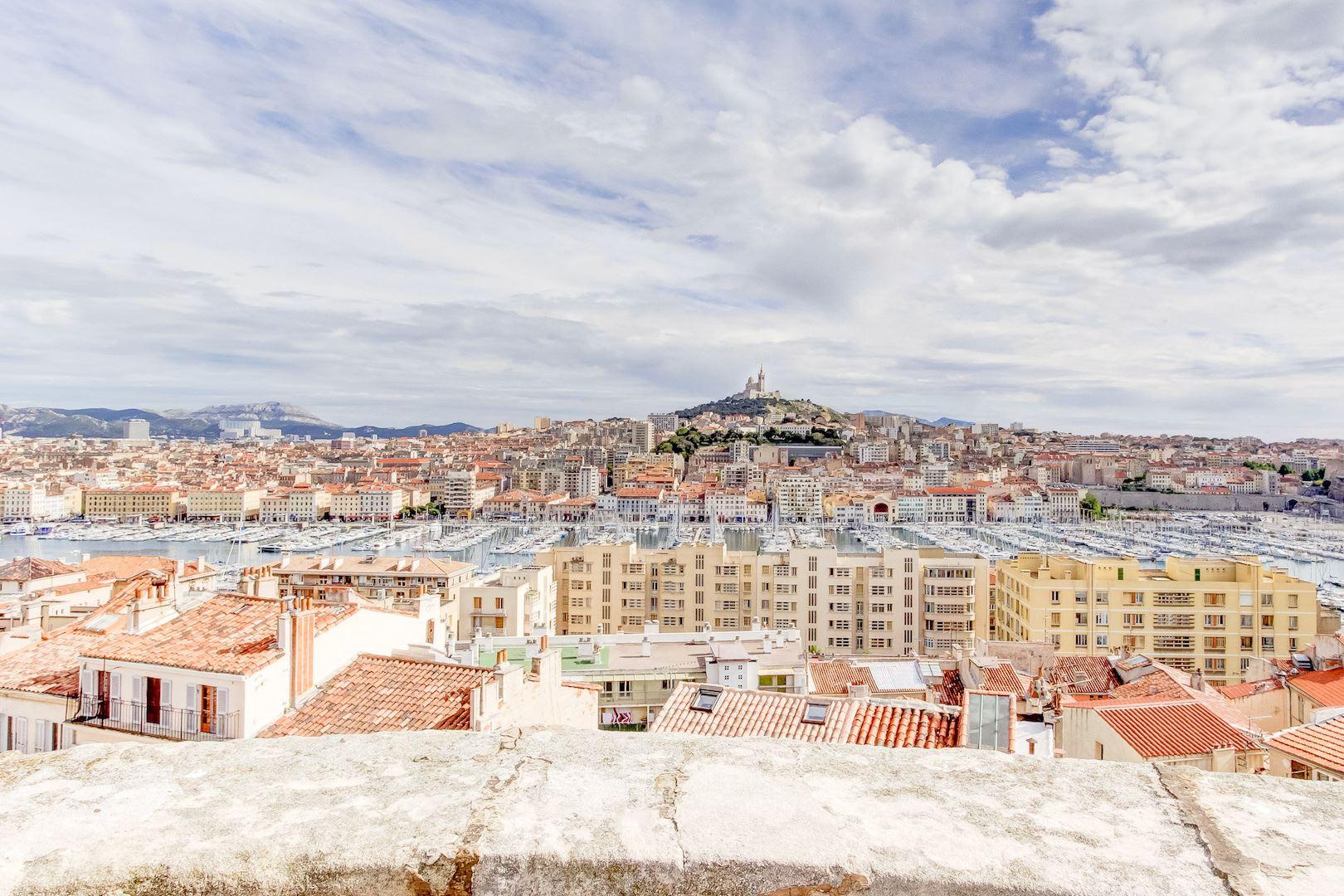 Loft au sommet de Marseille