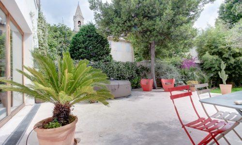 ma terrasse a marseille maison jardin 13005 13