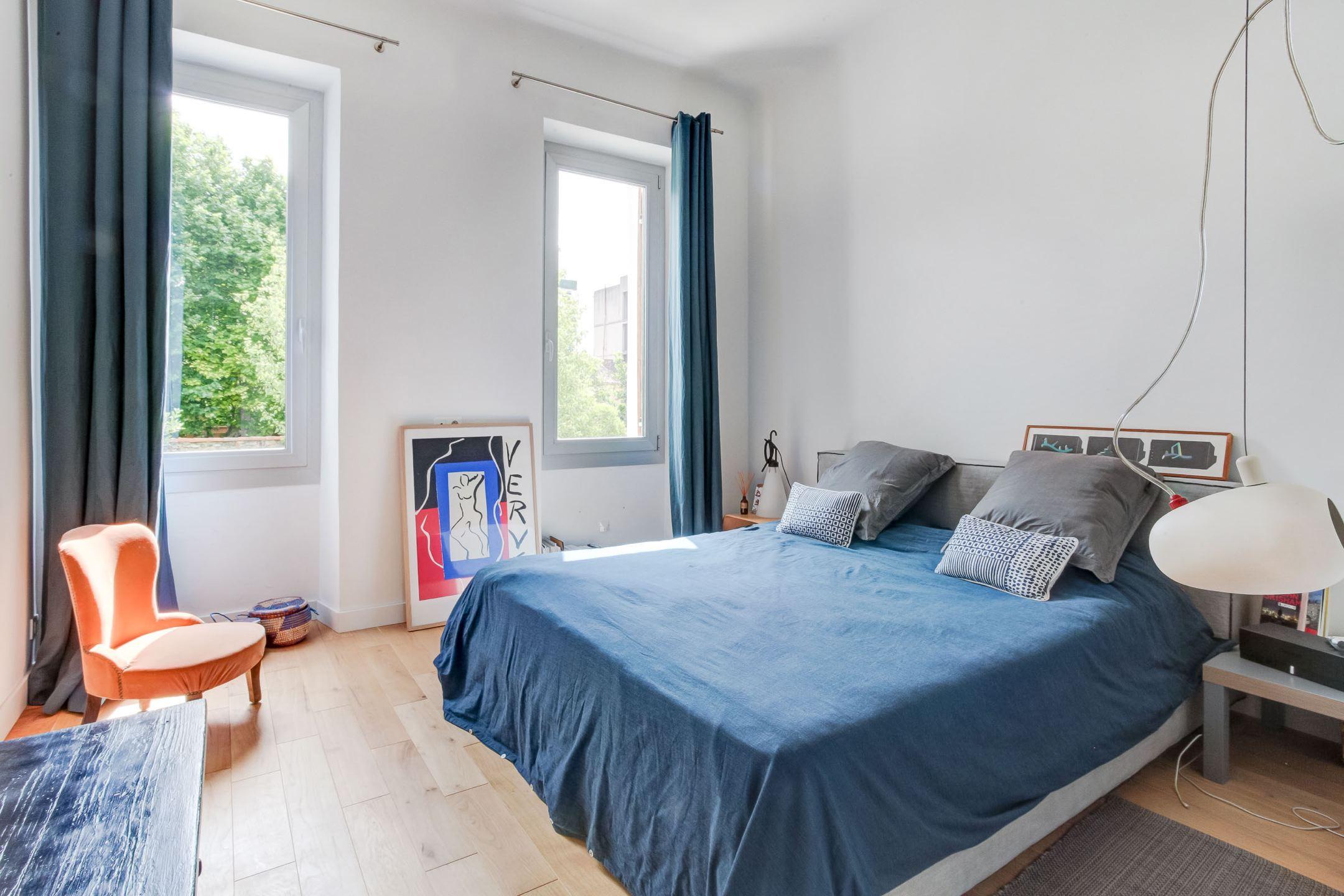 maison pour une grande famille moderne dans le 5 me ma terrasse marseille. Black Bedroom Furniture Sets. Home Design Ideas