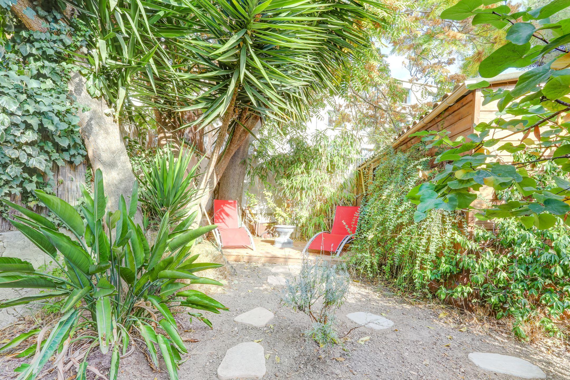 Maison avec jardin à Lacordaire