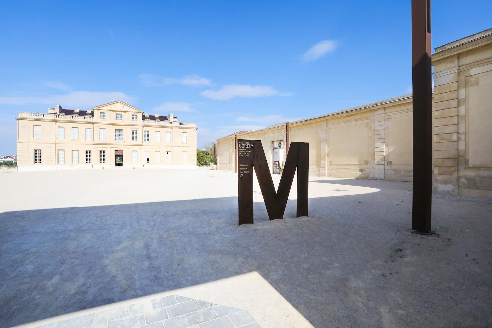 Maison pour une famille moderne au Château Borély