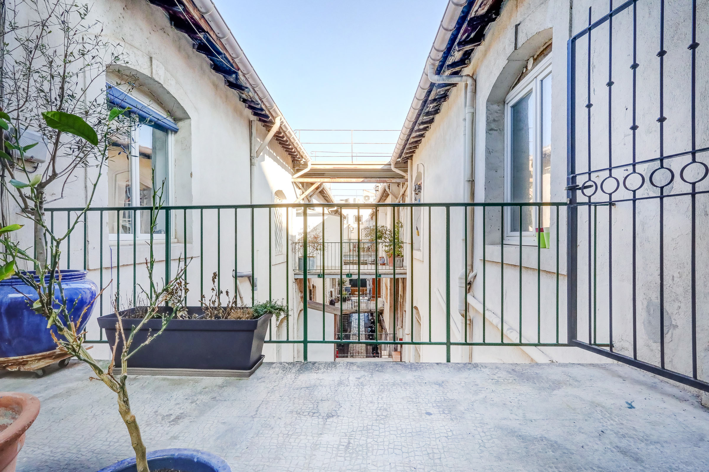 Ma terrasse marseille agence immobili re acheter for Acheter une maison sans agence immobiliere