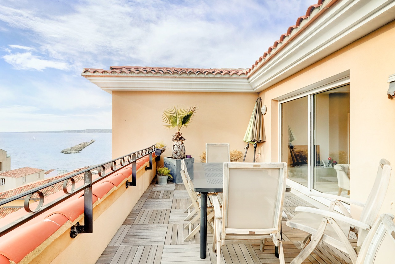 103m2 de pur plaisir – vue mer et terrasse plein sud