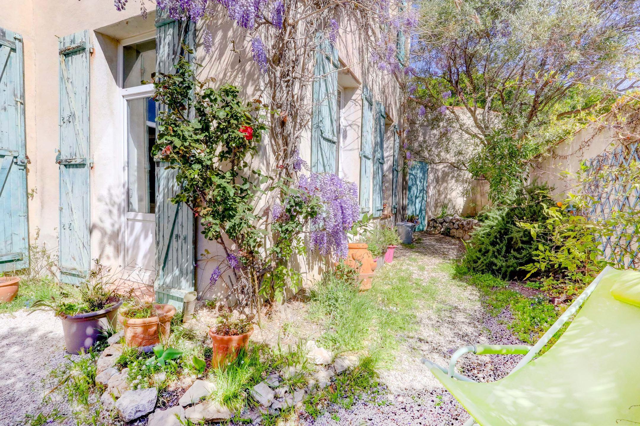 Grande villa provençale à Vieille Chapelle