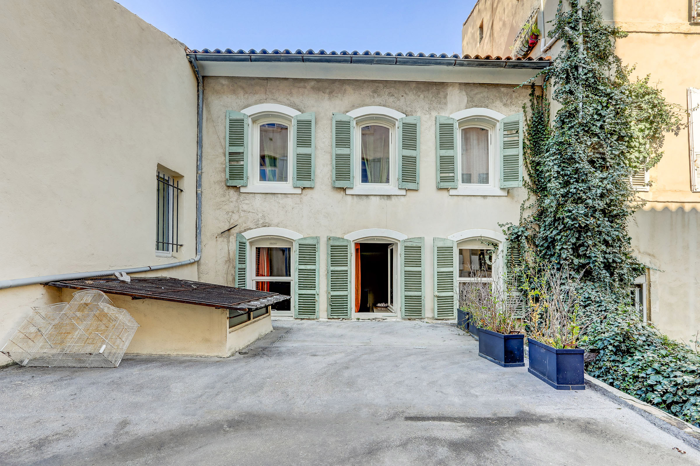 Ma maison au calme Rue Grignan