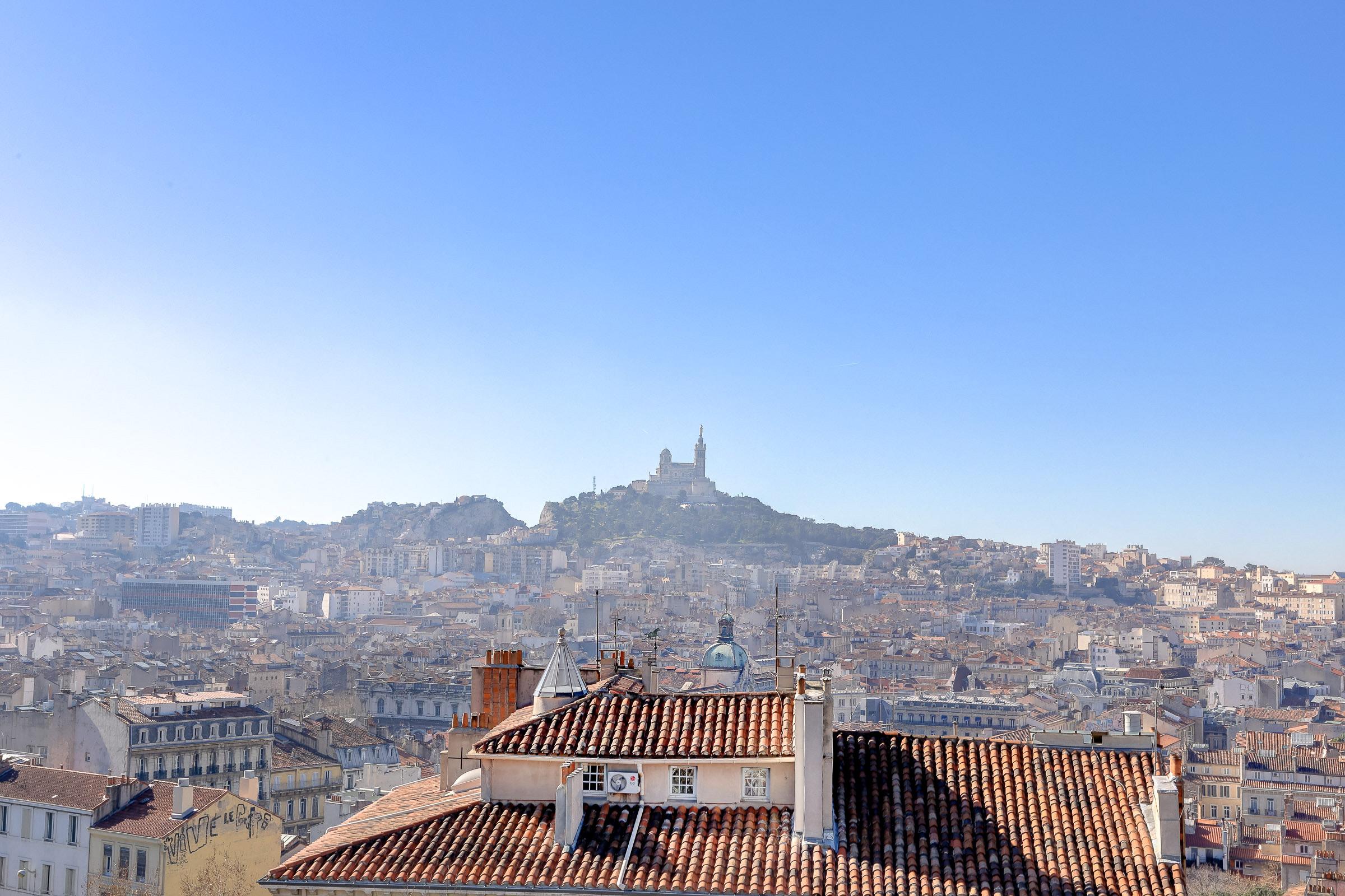 Grand Angle Panoramique à Notre Dame du Mont