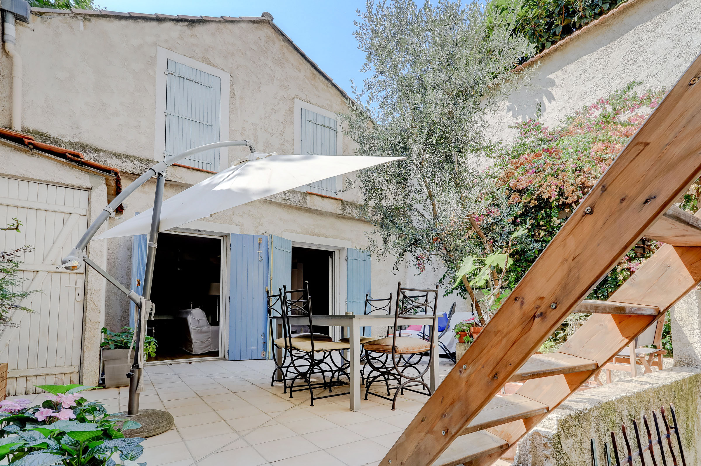 Agence Immobiliere Terrasse Marseille