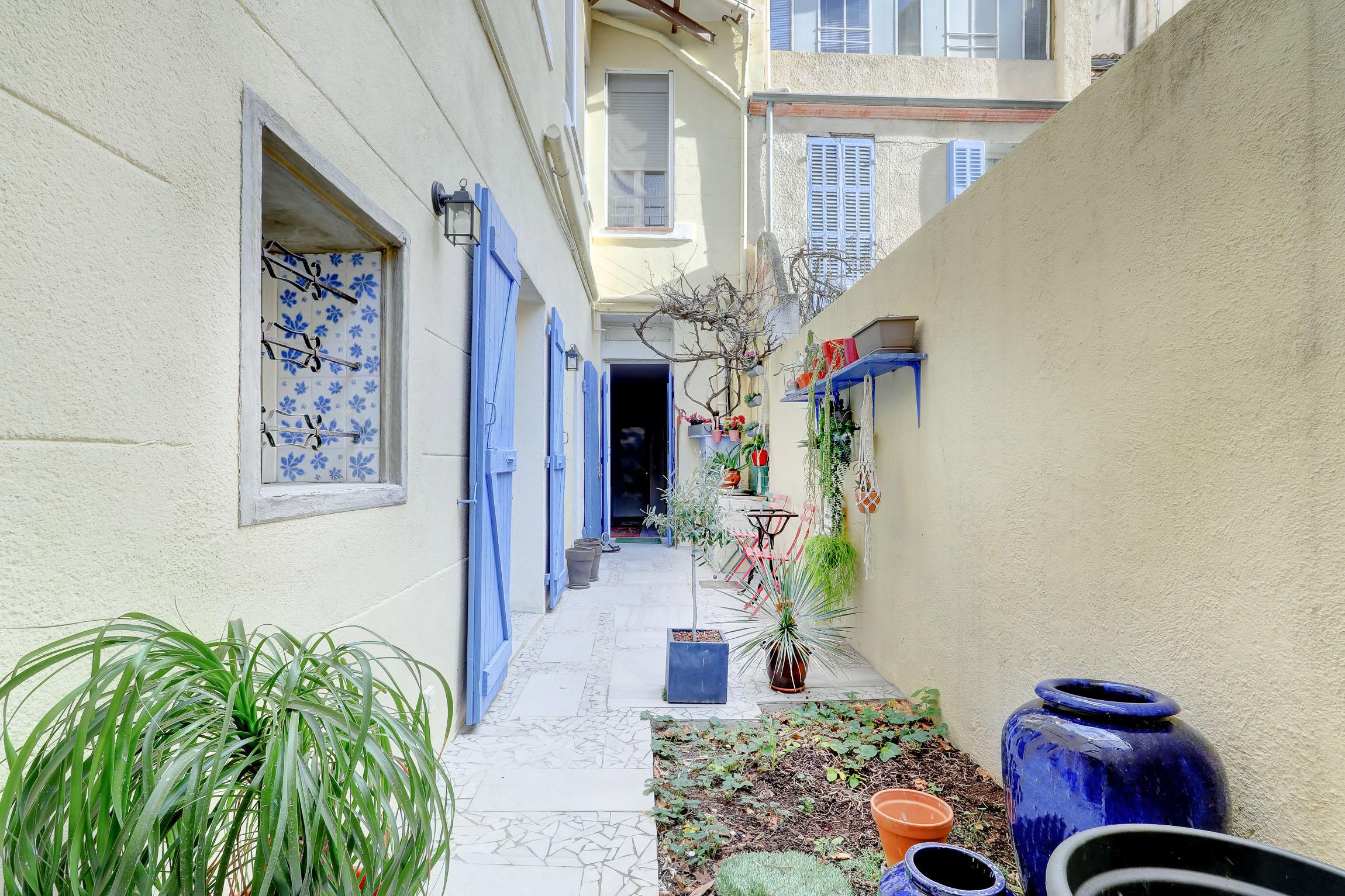 Appartement coquet à Longchamp