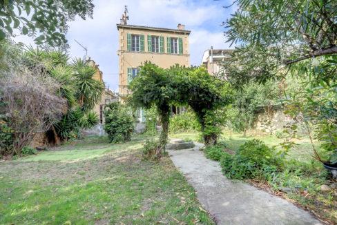 maison jardin marseille 1